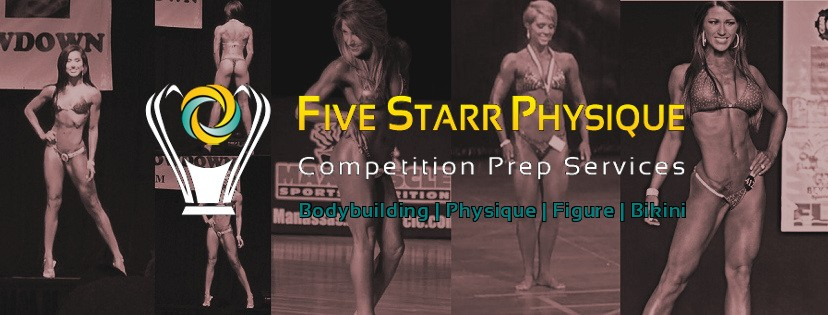 Bodybuilding & Physique Contest Prep Services