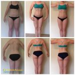 My client Jamie and her 12 week transformation