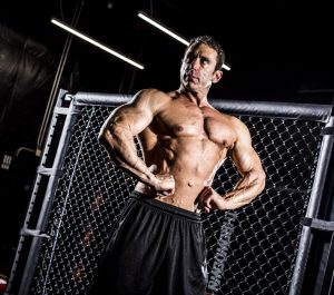 Contest Prep Coach Darin Starr of Five Starr Physique
